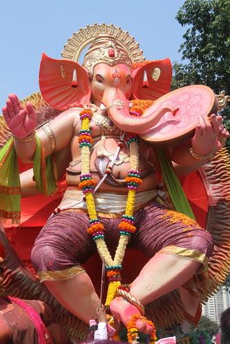 Tejukaya Chya Raja Visarjan 2012 by firoze shakir photographerno1