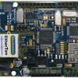 EtherTen Arduino compatible with onboard Ethernet | Freetronics