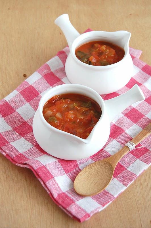 Tomato sauce / Molho de tomate