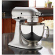 Win a KitchenAid Stand Mixer Today!!!!