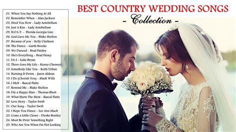 Best Country Love Songs For Wedding 2017   Best Country