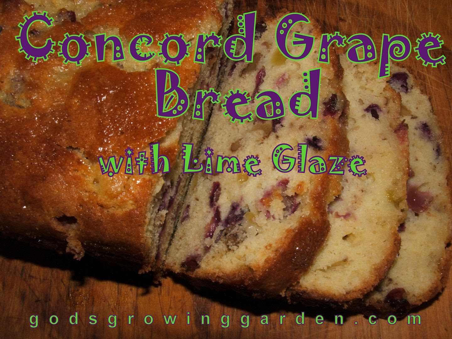 Concord Grape Bread by Angie Ouellette-Tower for godsgrowinggarden.com photo 011_zpsfe324a69.jpg