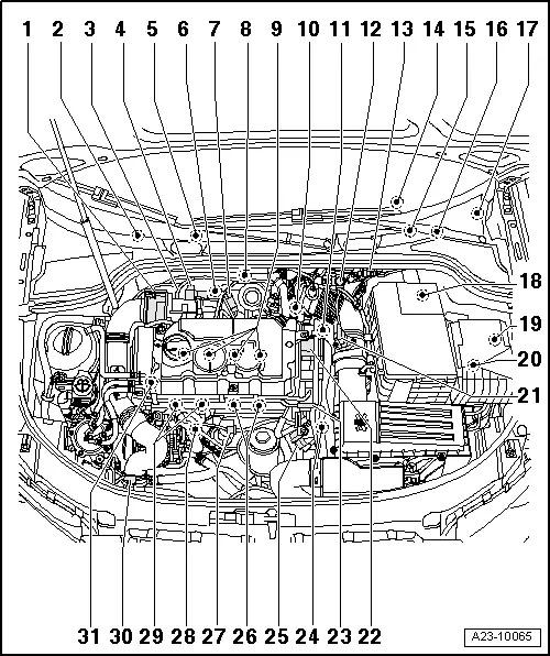 2007 Seat Leon Fuse Box Layout