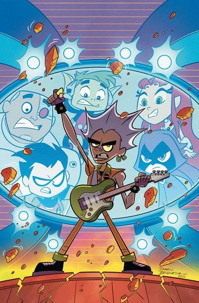 Teen Titans Go #22