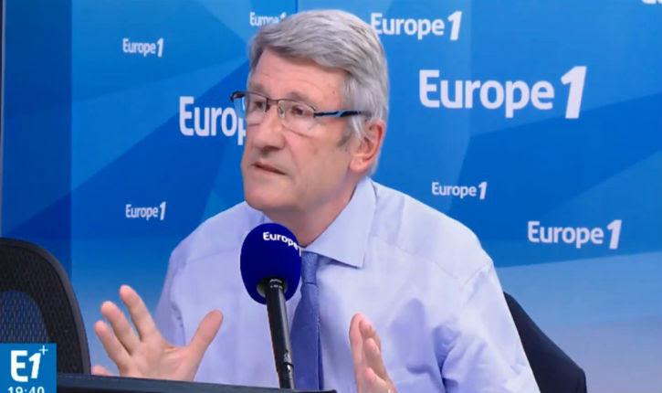 [Vidéo] De Villiers : « La classe politique, en tous cas une partie d'entre elle, se prépare à la partition du territoire français »