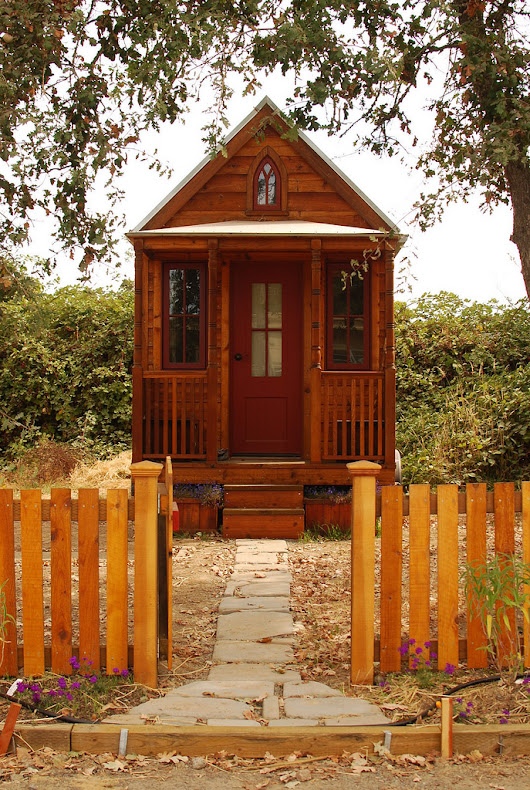 Tiny Houses + Construction Industry | Sitka Studios