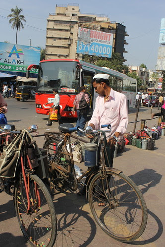 The Body Language of The Dabbawala Is Service Before Self by firoze shakir photographerno1