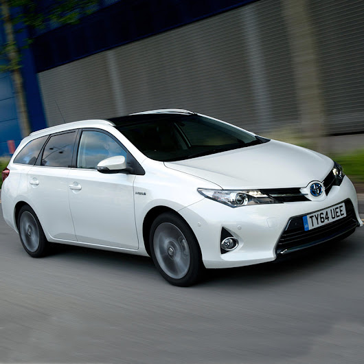 Hybrids mean business for Toyota - FleetPoint
