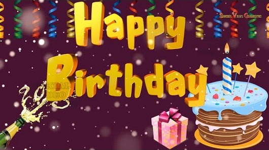 Special video greetings google happy birthday wishes images quotes whatsapp animation special video greetings m4hsunfo