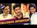 Samantha Interviews Mahesh Babu and Kajal Aggarwal | Telugu Film Brahmotsavam Telugu Movie |