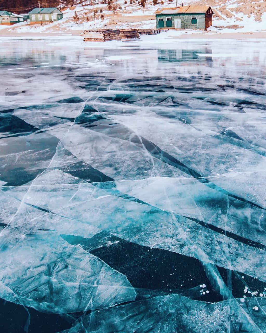 A beleza do lago mais profundo e antigo da Terra: o Baikal 14