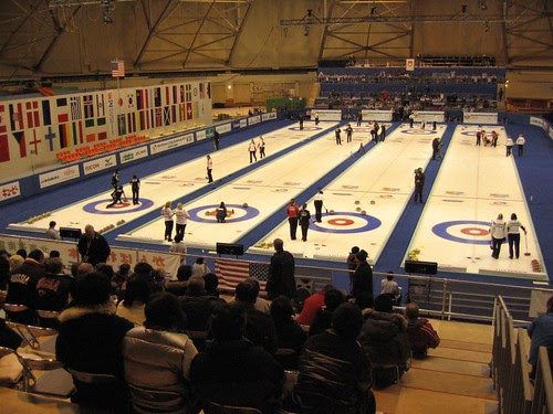 World Women's Curling Championship 2007 Aomori Japan