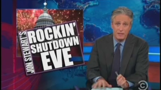 Jon Stewart Ripping Into the GOP Is a Thing of Beauty