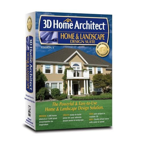 3d Home Design Suite Professional 5: 3D Home Architect Design Suite Deluxe 8 Tutorial