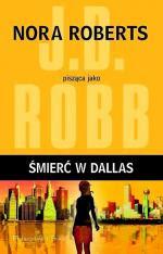Okładka Śmierć w Dallas
