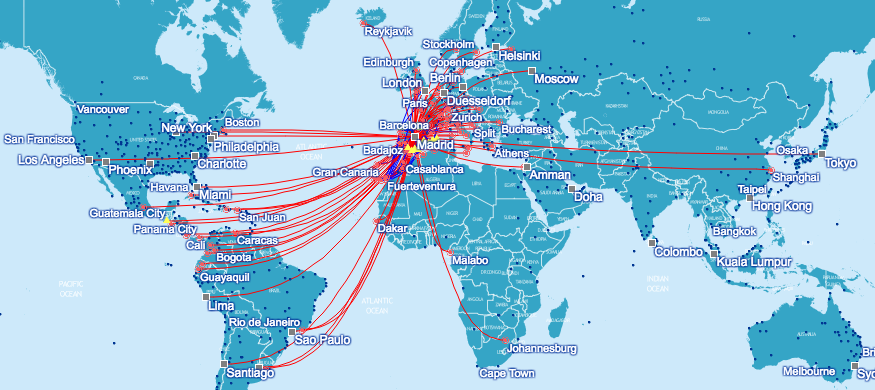 British Airways Route Map Asia British Airways Route Map   Bedroom 2018