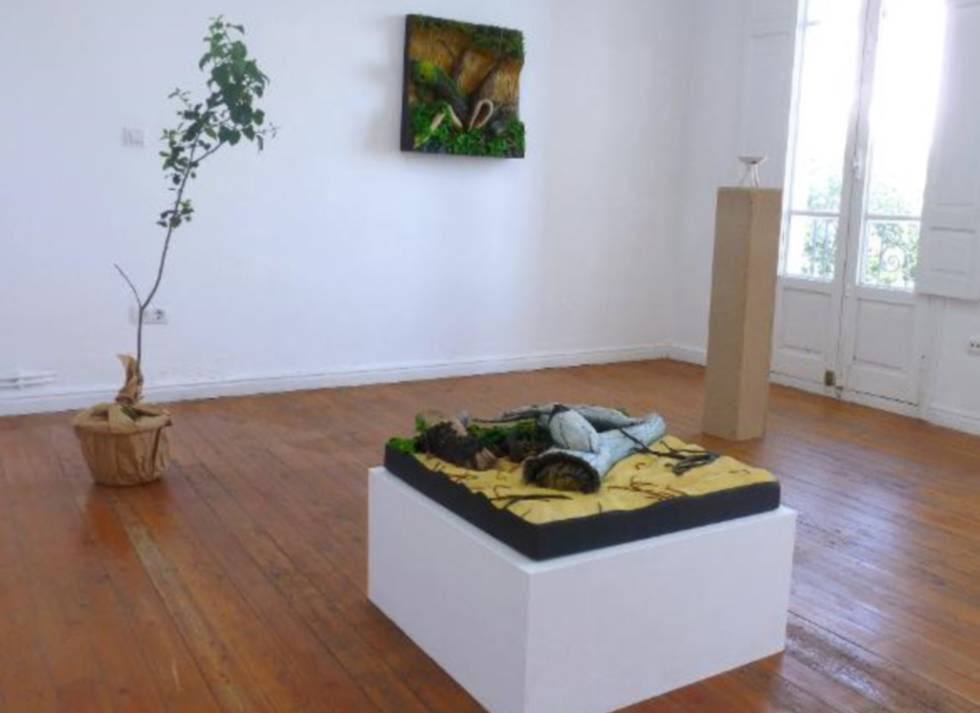 Exposición de Fernando García-Dory en fluent.