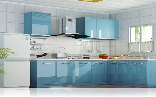 Modular Kitchen Designs in Nagercoil