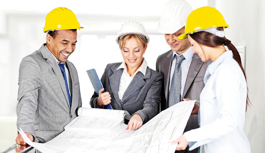 The construction sector offers the perfect start to your professional career
