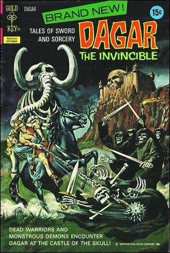 Dagar the Invincible #1