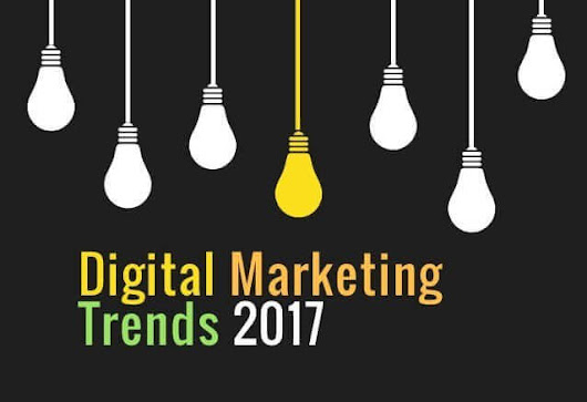 The changing trends of digital marketing in 2017 : Bizofit