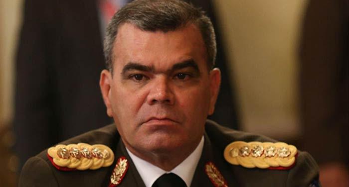 Vladimir Padrino López, Ministro para la Defensa |Foto: Cortesía