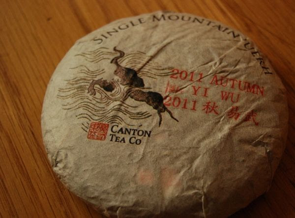 2011 Canton Tea - Yiwu Autumn