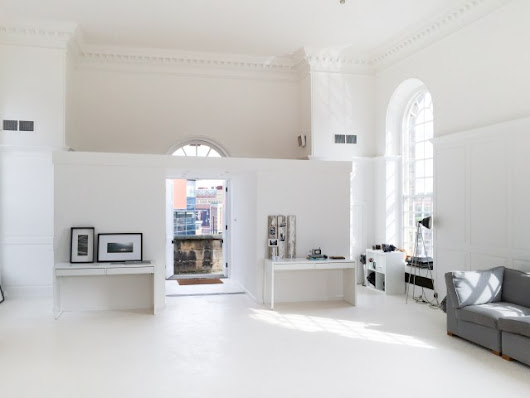 A New Studio for Allinson's Photography