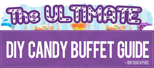 The Ultimate DIY Candy Buffet Guide + INFOGRAPHIC - CandyStore.com Blog
