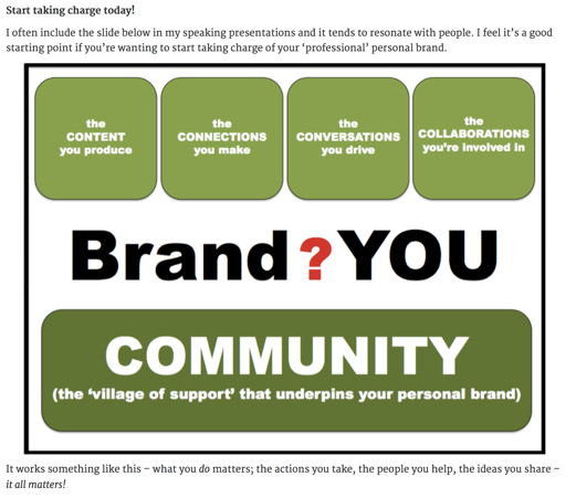 5 Ways to Improve your Personal Brand Value via Social Media