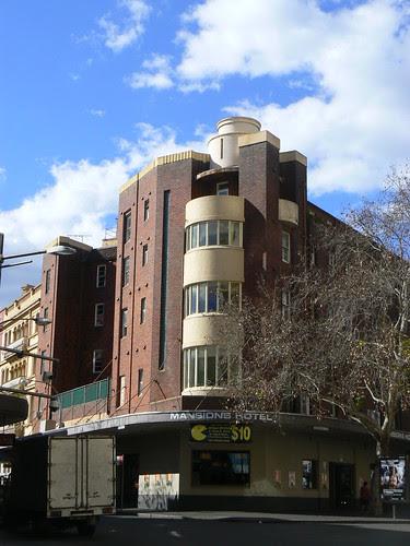 Mansions Hotel, Kings Cross