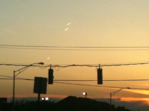 UFO Sighting over Lexington