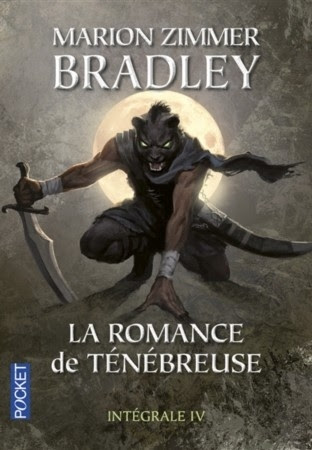 Couverture La romance de Ténébreuse, intégrale, tome 4