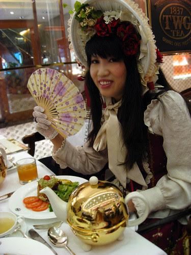 Lolita Meet-up @ TWG Pavilion