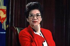นางคอราซอน อาคีโน : ประธานาธิบดีหญิงคนแรกแห่งประเทศฟิลิปินส์