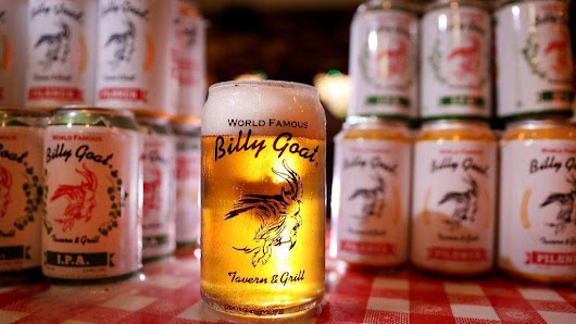2 new Billy Goat beers as hot as cheezborgers as iconic bar hypes brand
