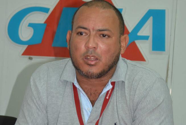 Palabras a la Agencia Cubana de Noticias (ACN) de Reinier García Planas, Jefe del Grupo de Ventas y Logística del Grupo Empresarial de la Industria Alimentaria (GEIA), durante la feria de negocios del GEIA, en el recinto ferial Expo-Cuba, en La Habana, el 28 de mayo de 2019.