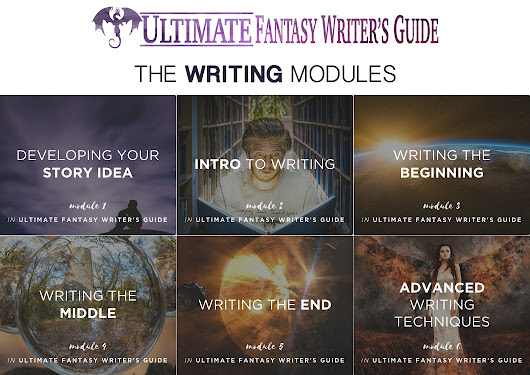 The Writing Modules of the Ultimate Fantasy Writer's Guide - Autumn Writing