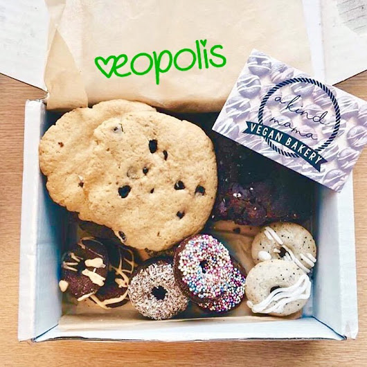 Veopolis.com — It's that time! Order your #vegan treat boxes...