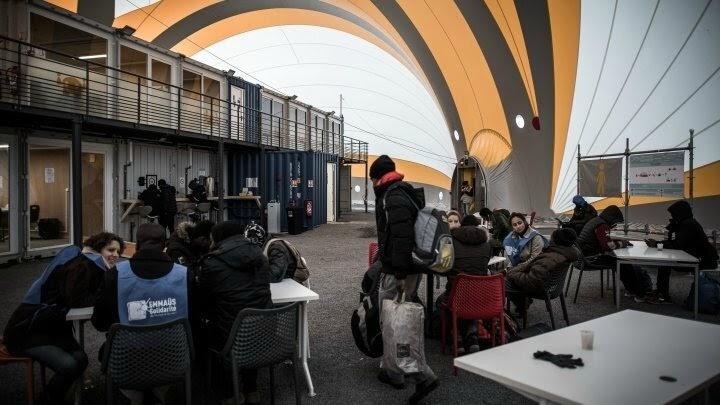 le blogue de yann redekker iv migrants la pression monte au nord de paris. Black Bedroom Furniture Sets. Home Design Ideas
