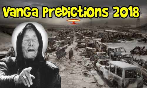 End of the world Predictions by Baba Vanga 2017 & Nostradamus For 2018 REVEALED!!! MUST SEE!!!