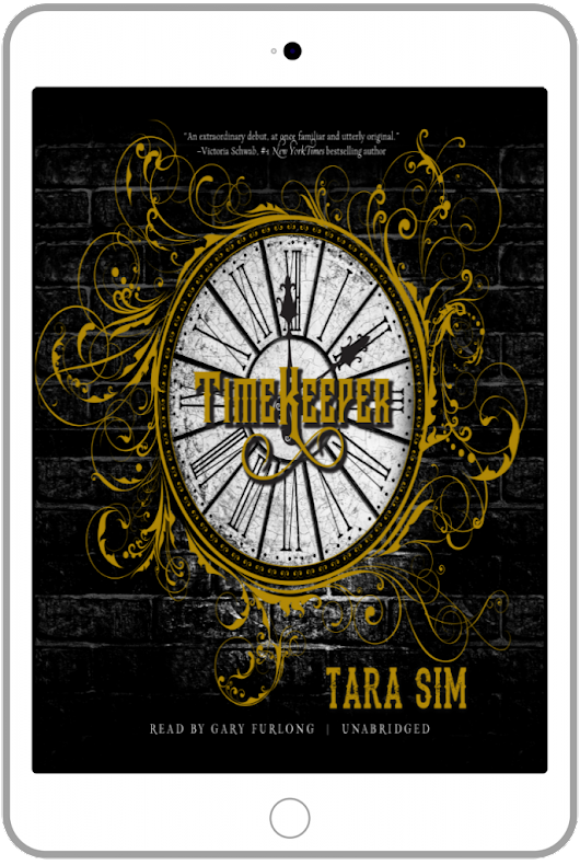 Timekeeper- Audiobook tour