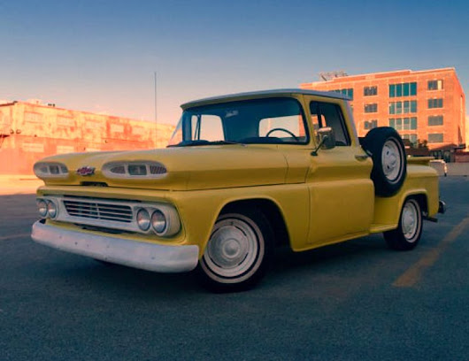 Like True Love, the 1960 Chevy C-10 a Rare Find