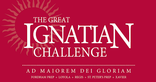 "NYC-area Jesuit High Schools Launch ""The Great Ignatian Challenge"" 
