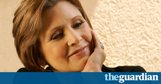 Carrie Fisher, actor best known as Princess Leia in Star Wars, dies aged 60 | Culture | The Guardian