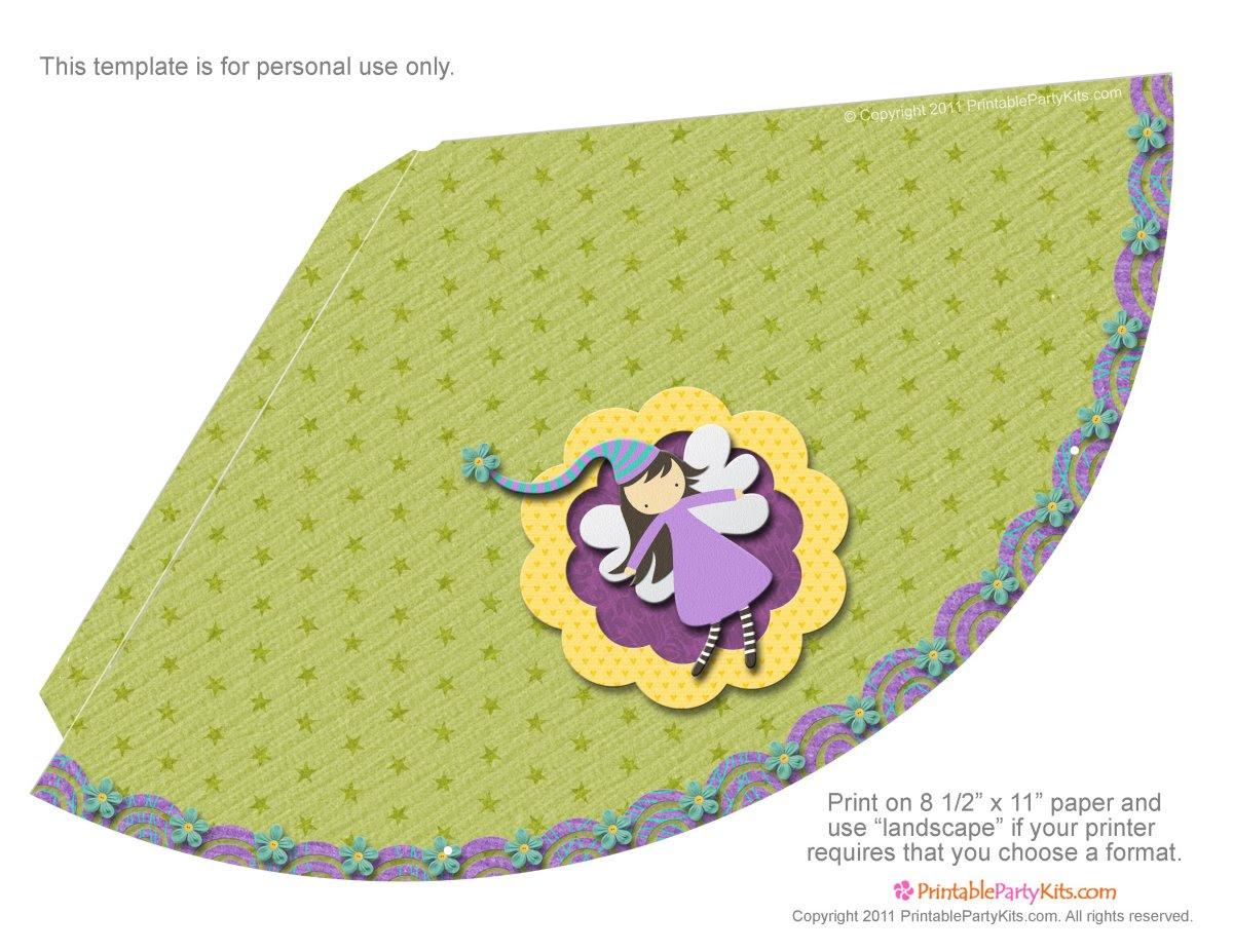 Para imprimir: gorros para fiestas infantiles. | Ideas y material ...