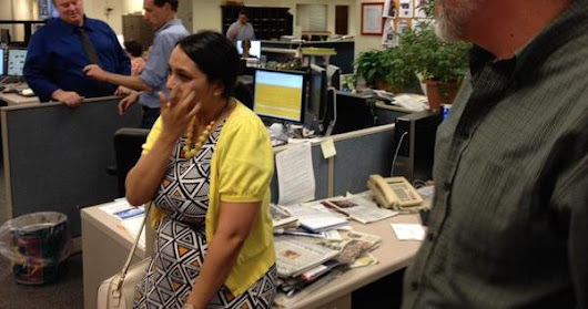 Another 2015 Pulitzer Prize-winner left journalism for PR. Here's why.