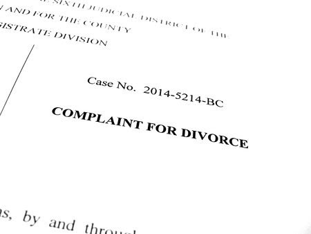 How to Respond to a Divorce Complaint | Rita T. Jerejian, LLC