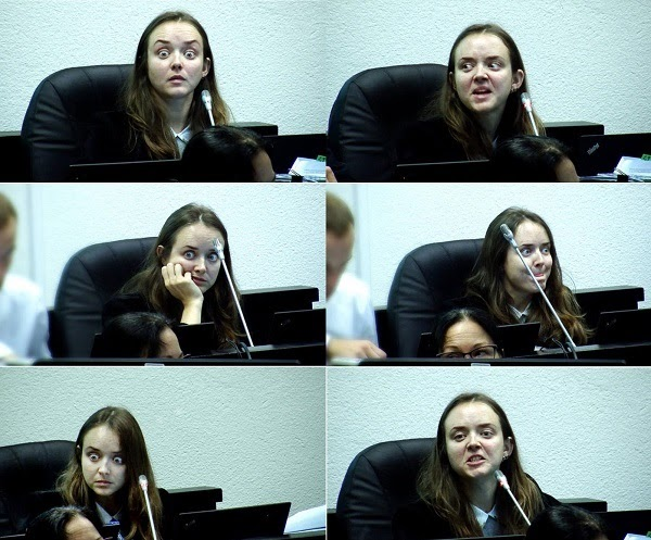 Эмоциональность эстонских прокуроров