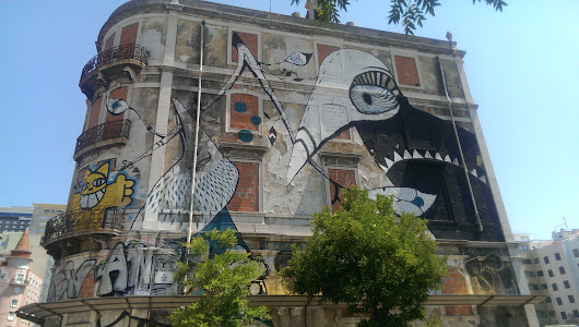 A Short Guide to the Street Art in Lisbon | Wanderarti